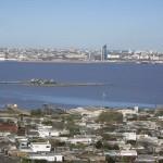 Cerro y Fortaleza de Montevideo, Uruguay