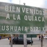 Bitacora 10, Día 1-3, De Buenos Aires a La Quiaca, Por Tucuman