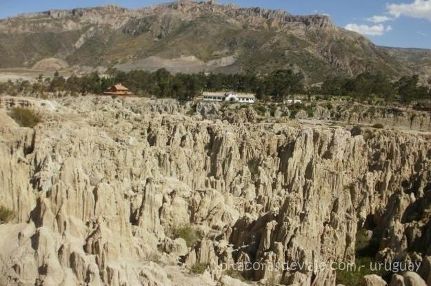 La Paz City Tour Y Valle De La Luna