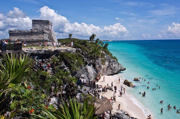 Cancun To Playa Del Camen Transfer With Car Seats