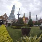 Bitácora 13, Día 26, Bangkok, La Ciudad de los Templos