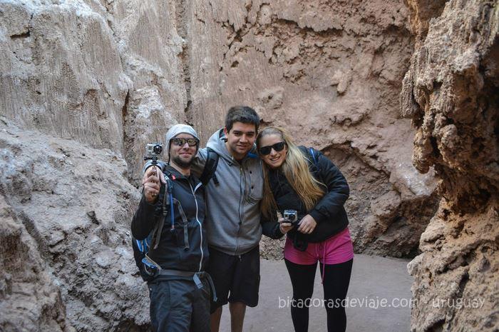 Entrada a la Caverna de Sal