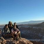 Bitácora 16, Día 7, Valle de la Luna Atacama
