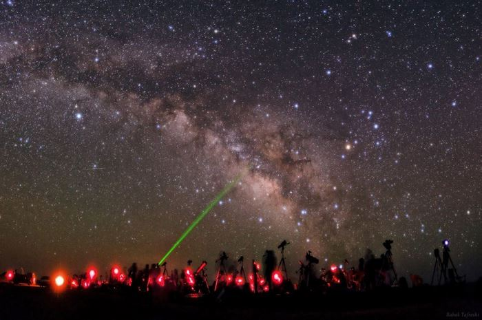 tour astronomico space atacama