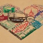 54 Lugares Especiales Donde Sellar el Pasaporte