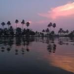 Bitácora 20, Día 3, Navegando en un paraíso… Las Backwaters en Kerala