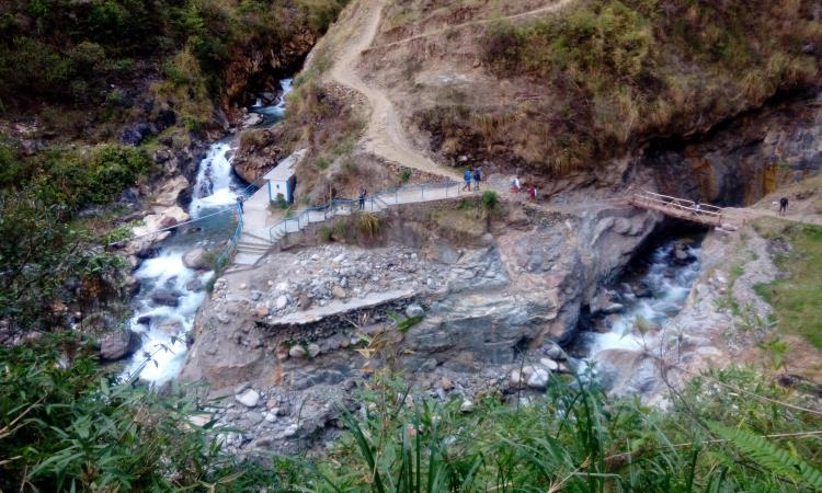 camino de salkantay