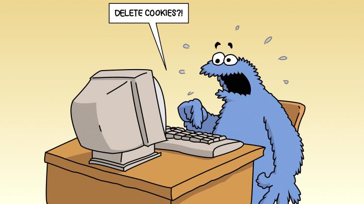 Borrando las cookies