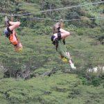 Bitácora 21, Día 4, Vertikal Zipline… Canopy en Santa Teresa