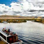 Islas Flotantes de los Uros, Titicaca, Perú