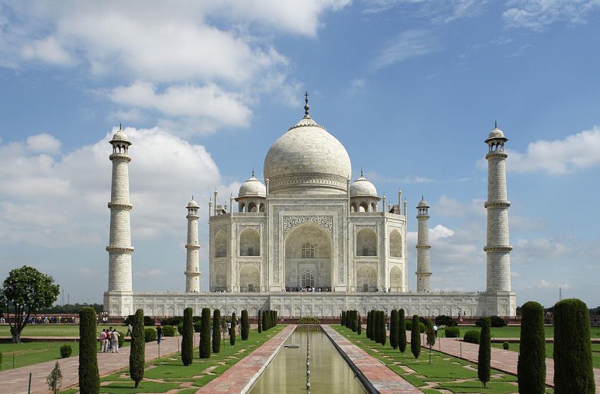 Nuevas 7 Maravillas del Mundo Moderno - Taj Mahal