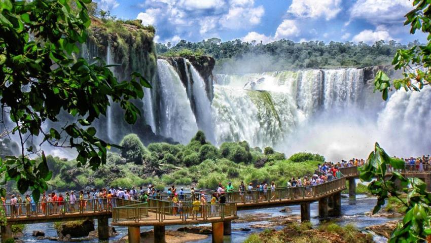 Nuevas 7 Maravillas Naturales - Iguazú