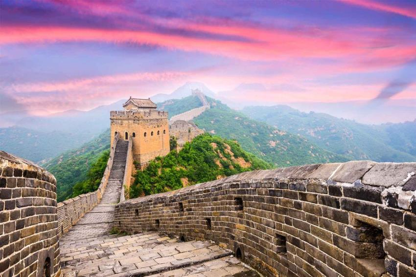 Nuevas 7 Maravillas del Mundo Moderno - Muralla China