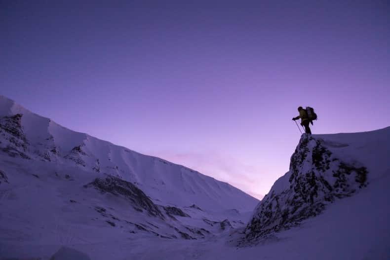 Luego del trekking viene el montañismo