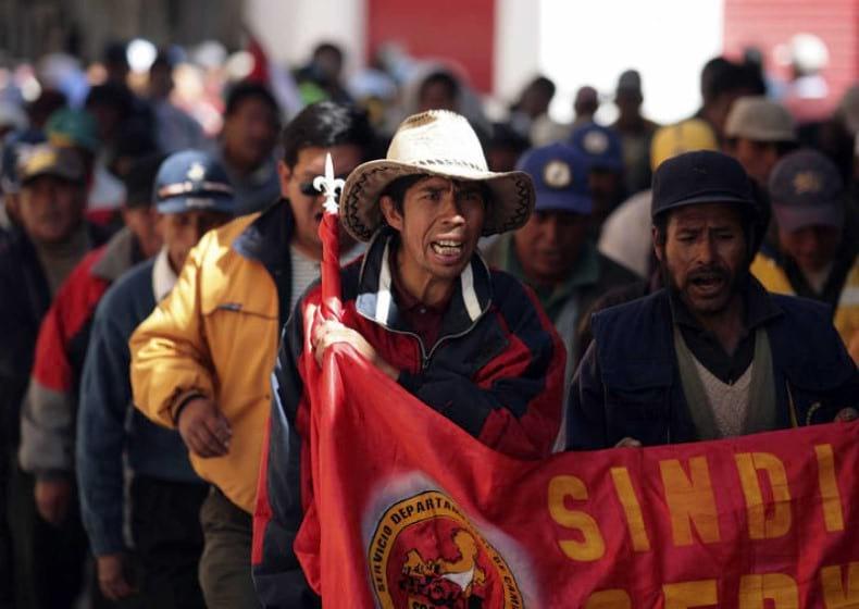Potosí mineros