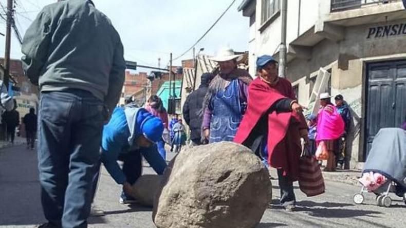 Huelga Potosí