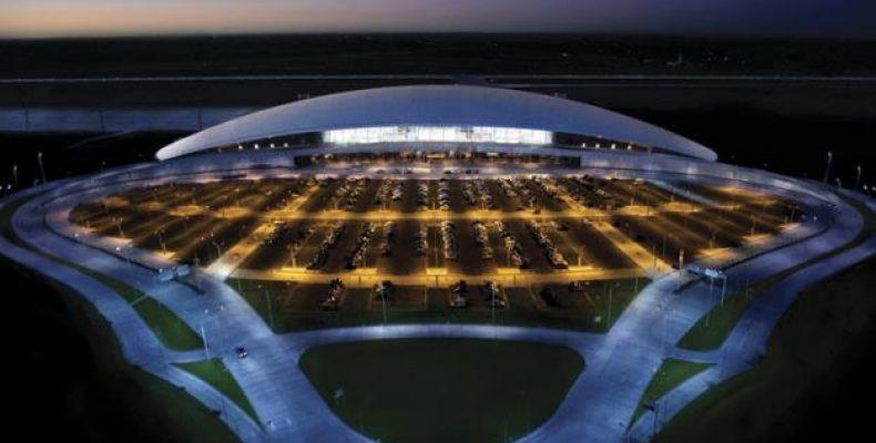 A pesar de ser un aeropuerto peque?o, ha sido electo entre los mejores del mundo